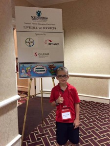 Scleroderma foundation conference