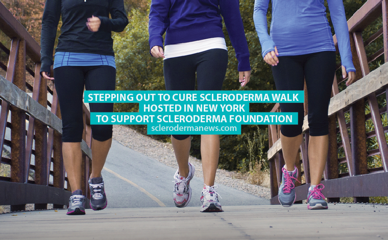 Walks nationwide support the Scleroderma Foundation