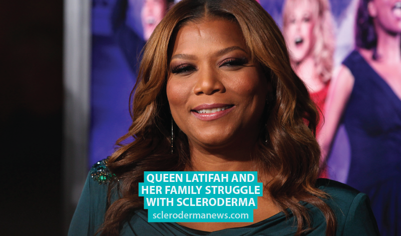 Queen Latifah and Her Family Struggle with Scleroderma