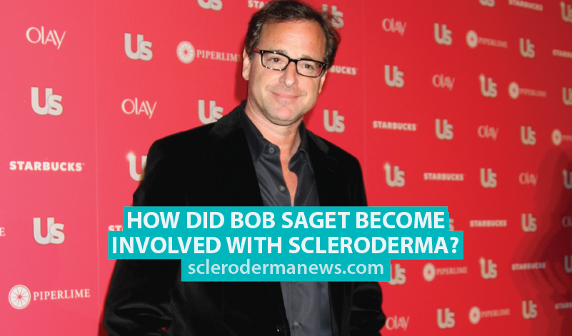 How Bob Saget Became Involved With Scleroderma