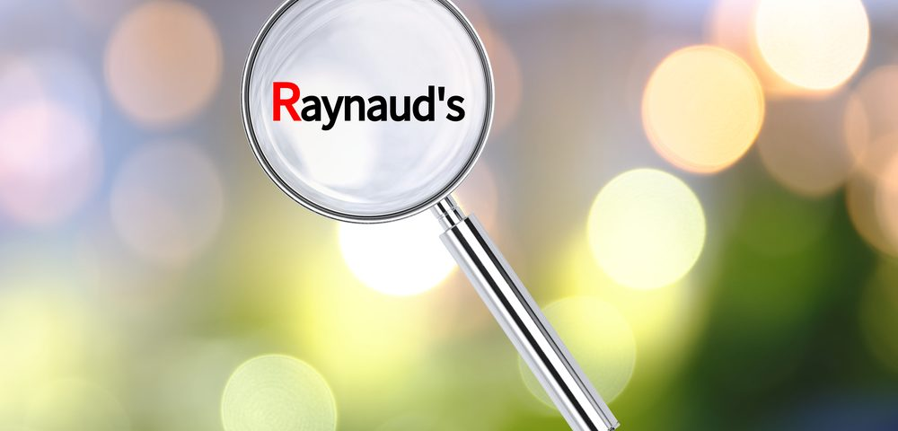 For Raynaud's Awareness Month, Show Your Colors
