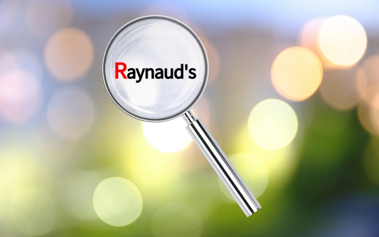 Raynaud's Awareness Month