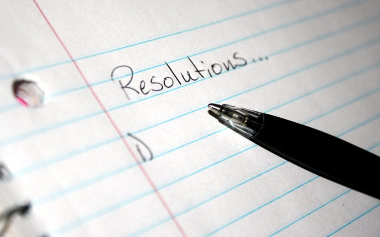 An Ordinary Girl's New Year's Resolution