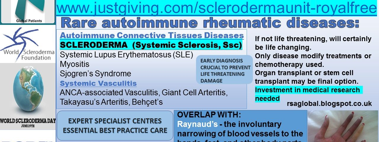 Raising Awareness and Knowledge of Autoimmune Diseases for March