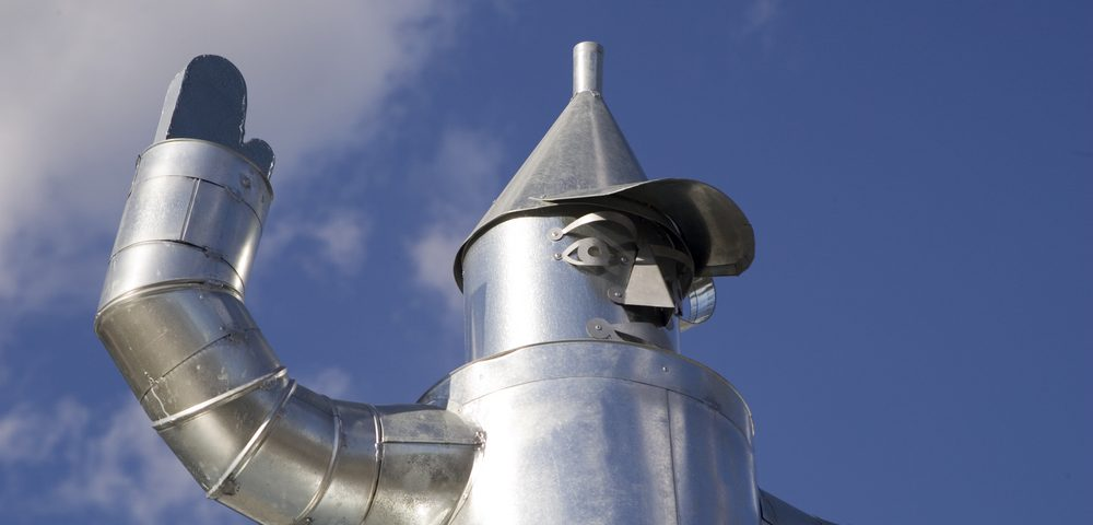 Living Like the Real-life Tin Man, Scleroderma-style
