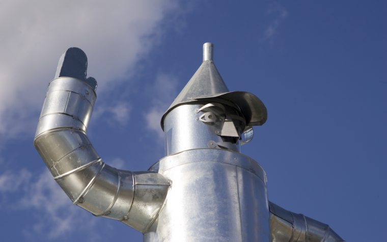 Scleroderma Tin Man