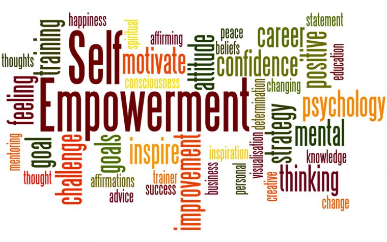 self-empowerment, confidence