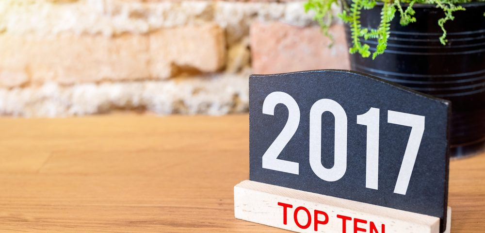 Top 10 Scleroderma Stories of 2017