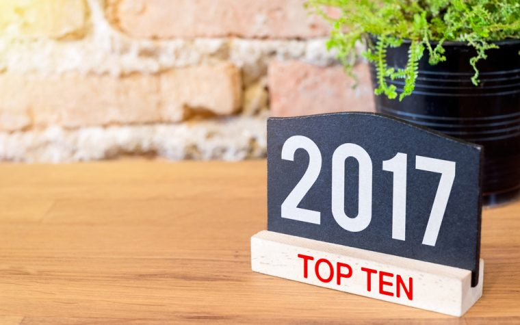 Top 10 Scleroderma Articles of 2017